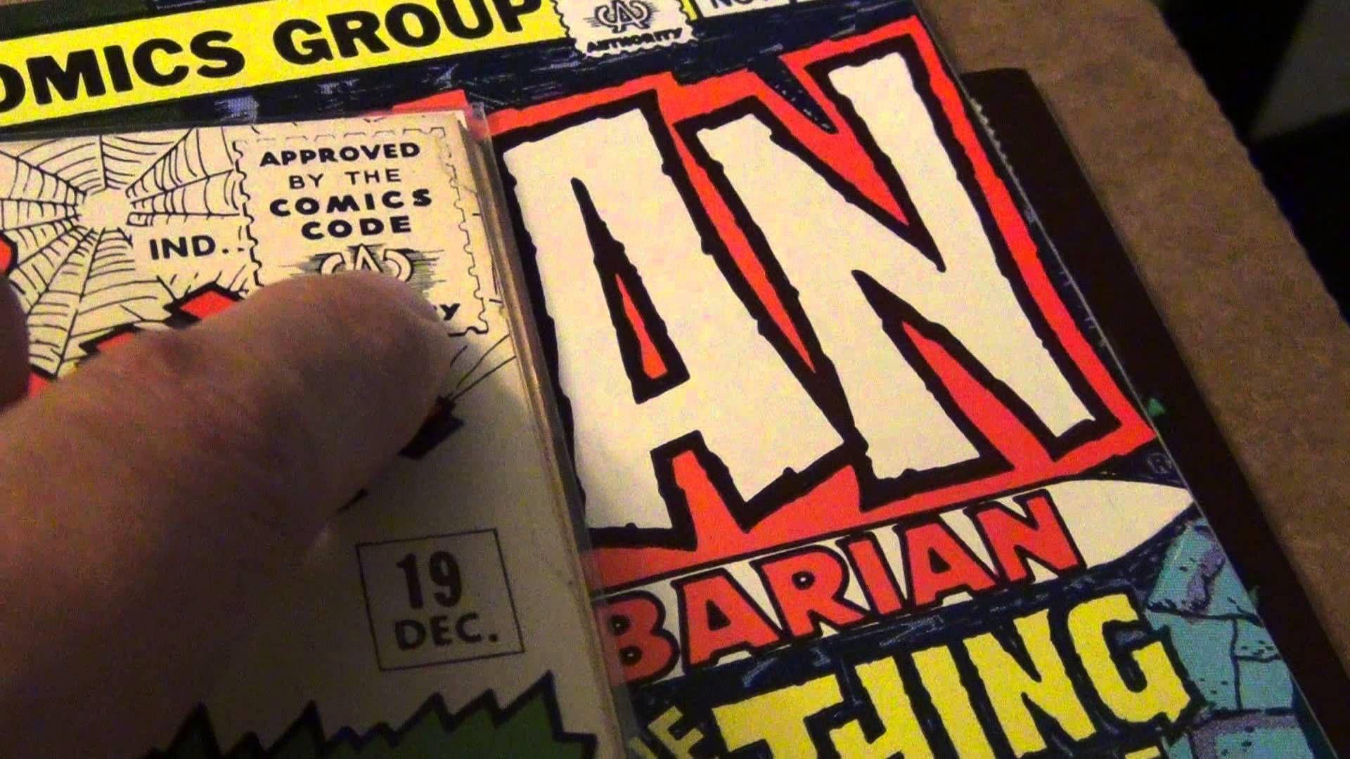 Grading tutorial lesson 2 comic book grading comic