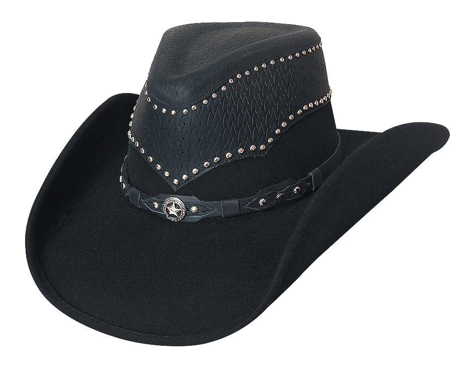 Promises in the Dark Bullhide Hat Black at Cowgirl Blondie's Dumb Blonde Boutique http://dumbblondeboutique.com/