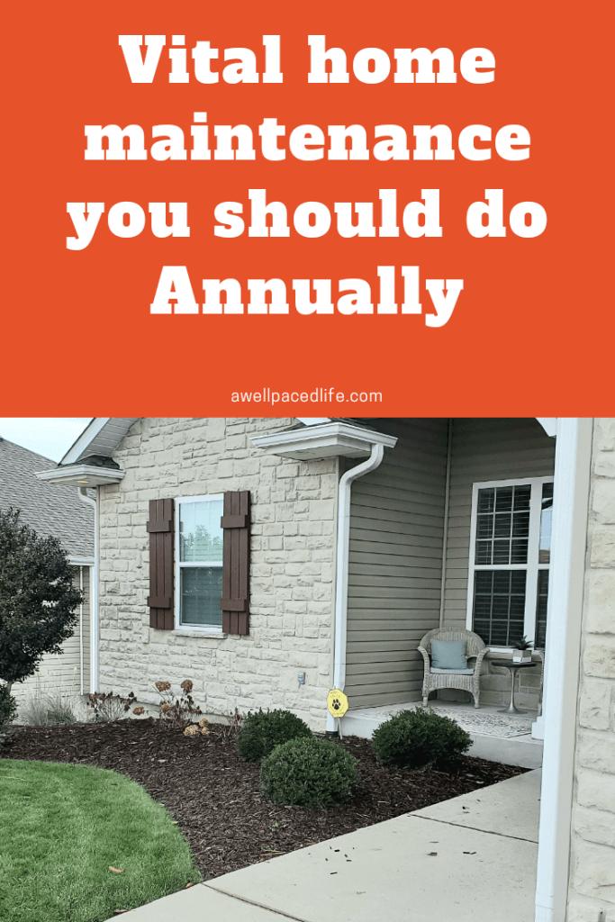 Photo of Wichtige Wartungsarbeiten für Ihr Zuhause, die Sie jährlich durchführen sollten