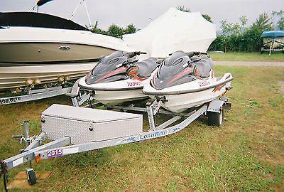 2 - 2003 Yamaha XLT1200 Jet Skis & Trailer - Maryland https://t.co/6puFVfN49i https://t.co/vuljk3oTmp