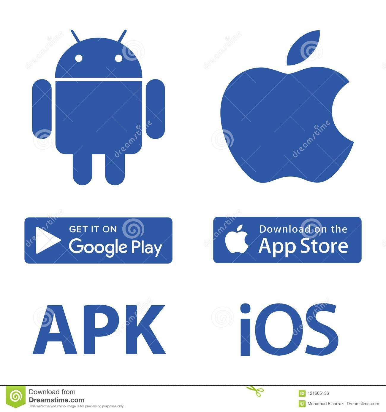 icons android iphone apk ios logos (With images