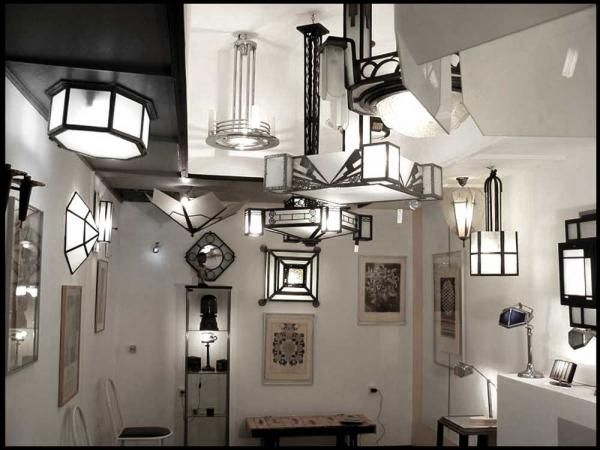 Raphaël Armand Luminaires Lightsfixturesart Decogalleryroom