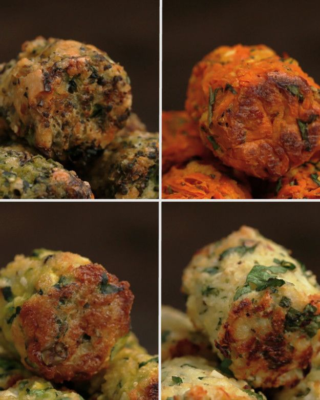 Veggie Tots Four Ways   These Veggie Tots Are Healthy Ways To Snack On Game Day