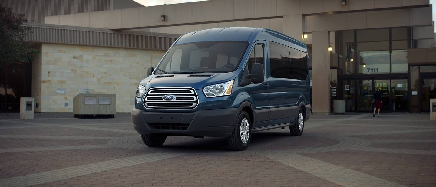 2019 Ford Transit Passenger Van Room For Up To 15 Passengers