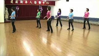 Yolanda Line Dance Demo Teach Line Dancing Dance Dance Workout