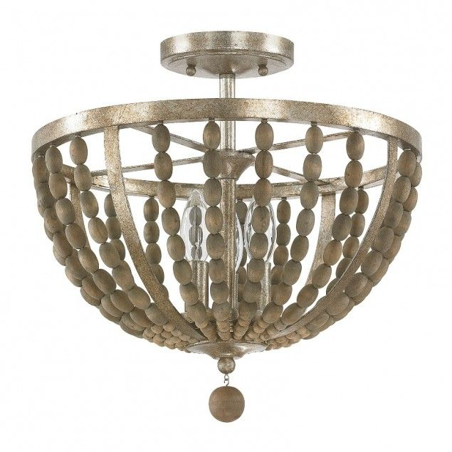 The lowell 3 light semi flush www capitallightingfixture com