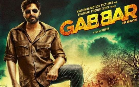 Latest Movie Of Bollywood Gabbar Is Back Hd Wallpaper Nicehdwall