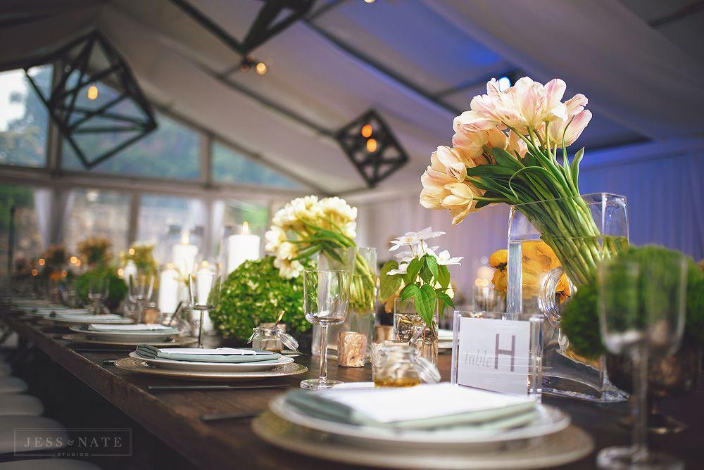 Wedding At Cranbrook House And Gardens Michigan Wedding Modern