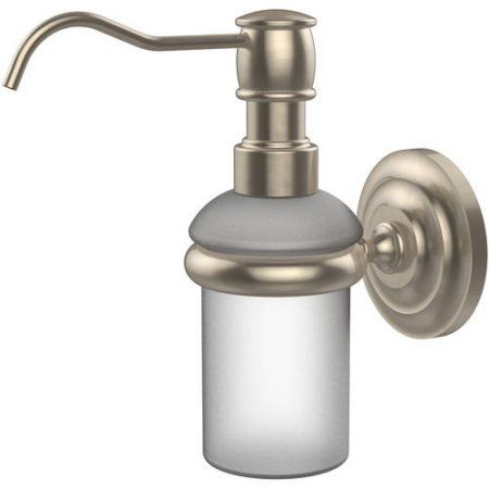 Prestige Que New Collection Wall-Mounted Soap Dispenser (Build to Order)