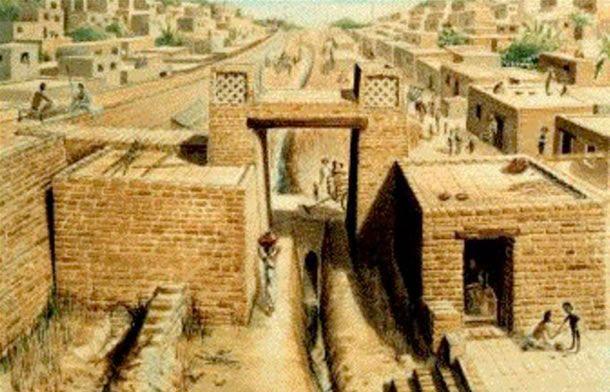 Harappa Mohenjo Daro Indus Valley Civilization Harappan Ancient India