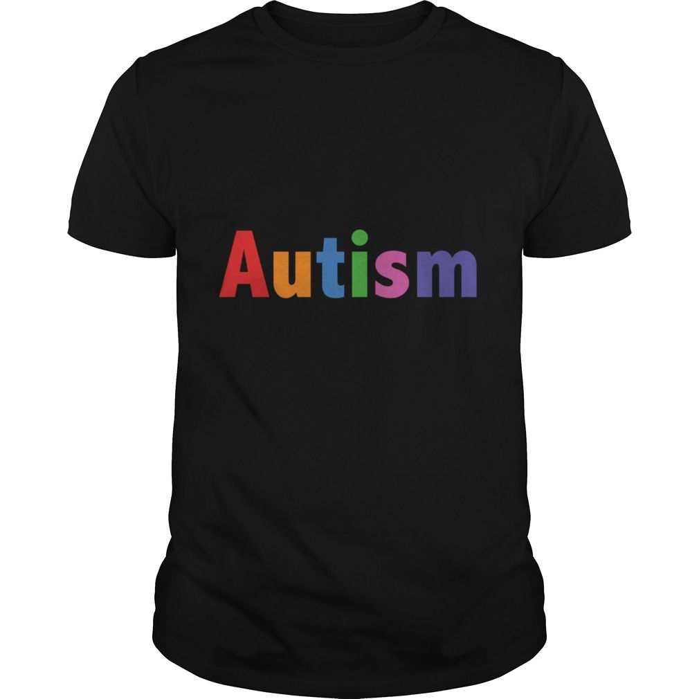 AUTISM SHIRT Autism Awareness  				  				100% Cotton Adult 30/1s Tee Shirt  			4.3 oz 100% Ringspun Cotton, Preshrunk Jersey  			Tubular  			3/4 inch Seamless Rib Knit Collar  			Taped neck and shoulders  			Double-Needle Sleeve and Bottom Hem