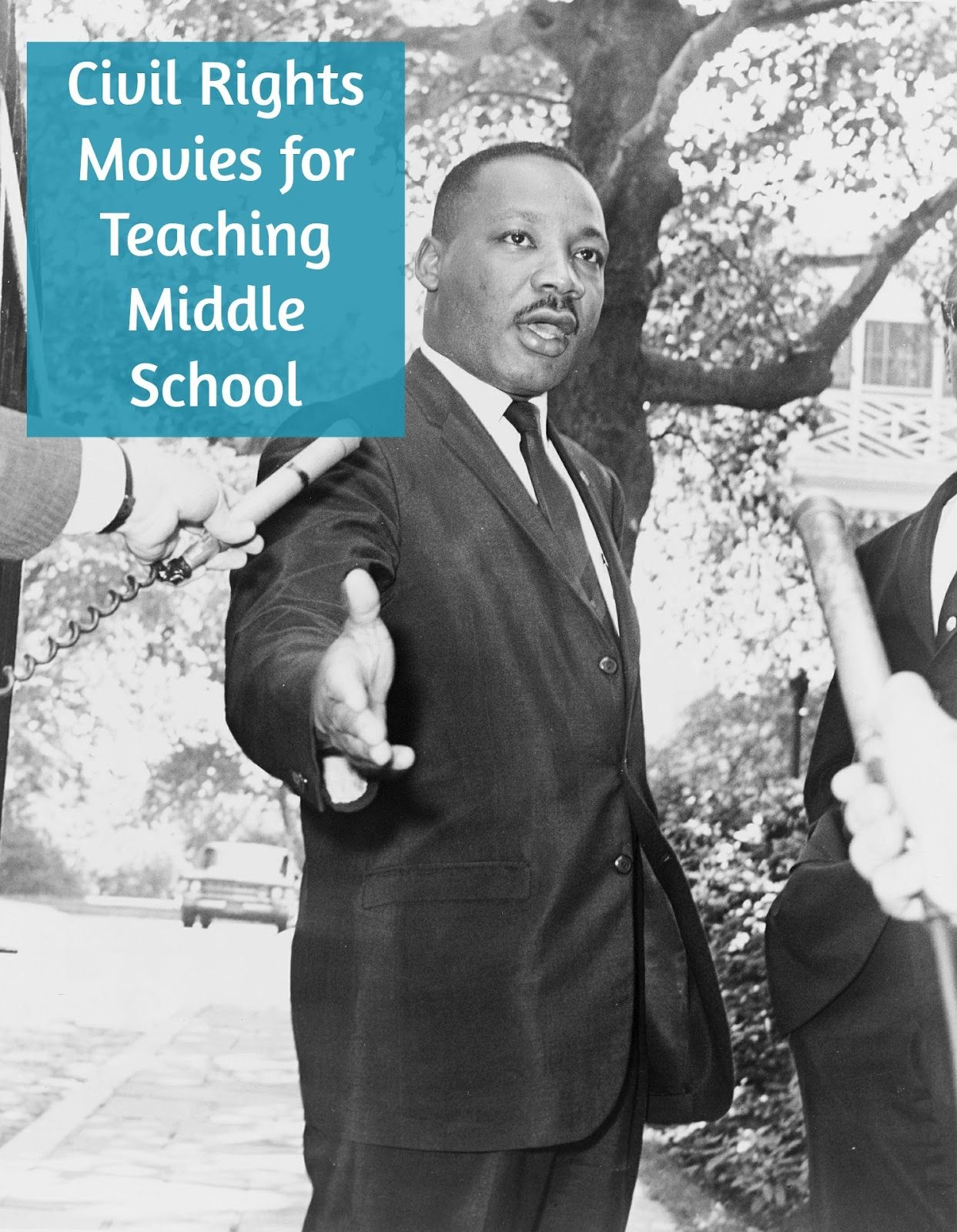 Civil Rights Movement Movies For Middle School With
