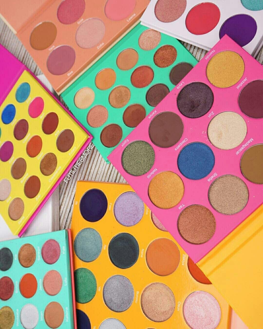 Pinterest IIIannaIII Makeup palette, It cosmetics