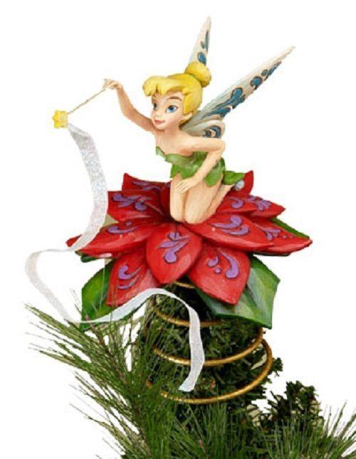 DISNEY TINKERBELL JIM SHORE TREE TOPPER-NEW - Disney Tinkerbell Jim Shore Tree Topper-new Tinkerbell Pinterest