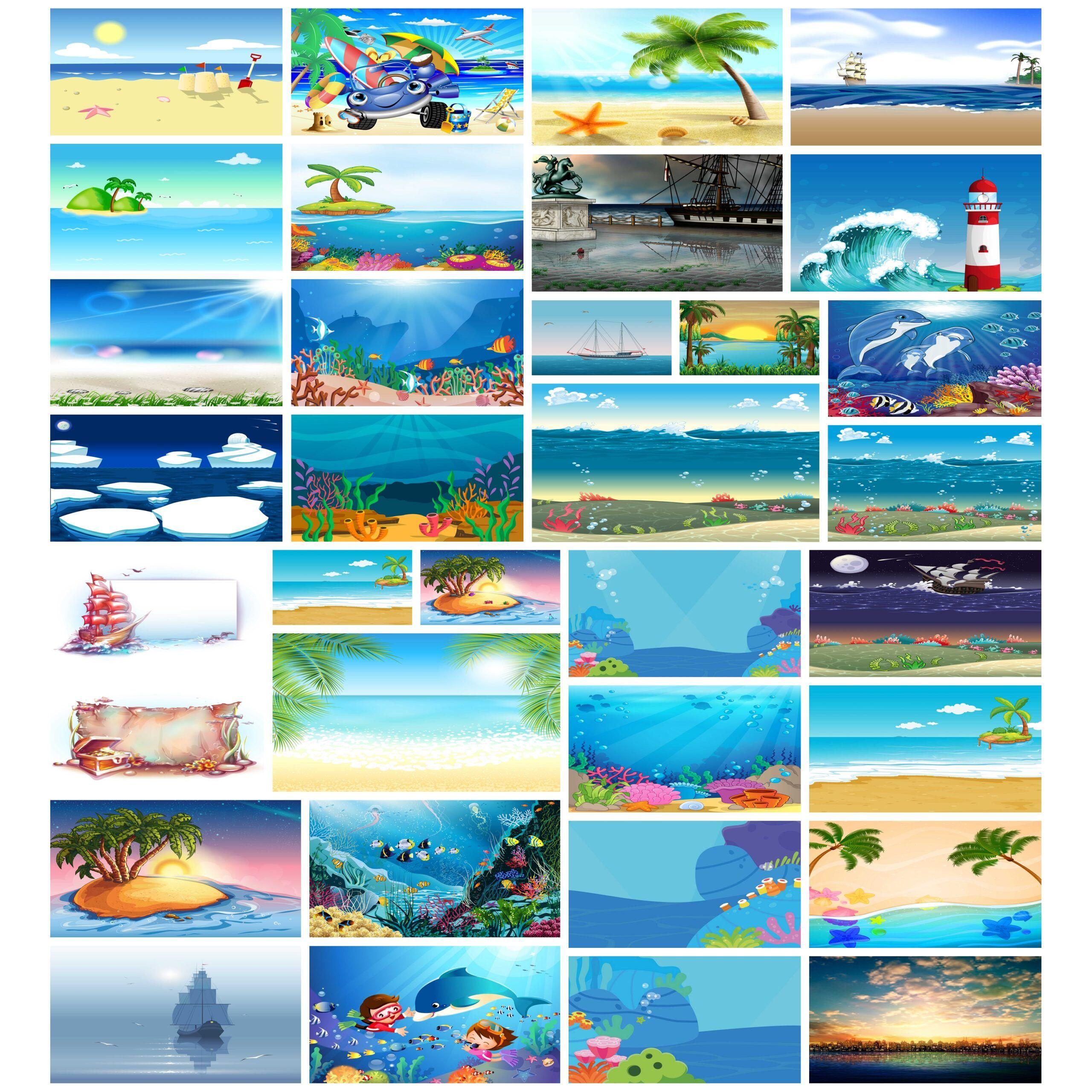 خلفيات رائعة لأعماق البحار لعروض البوربوينت In 2021 Desktop Screenshot Screenshots Art