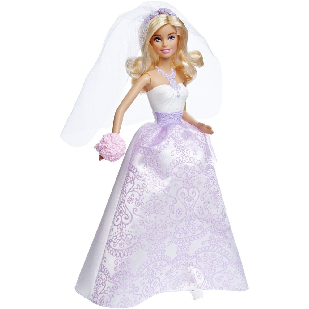 Barbie® Bride Doll | DHC35 | Barbie #bridedolls