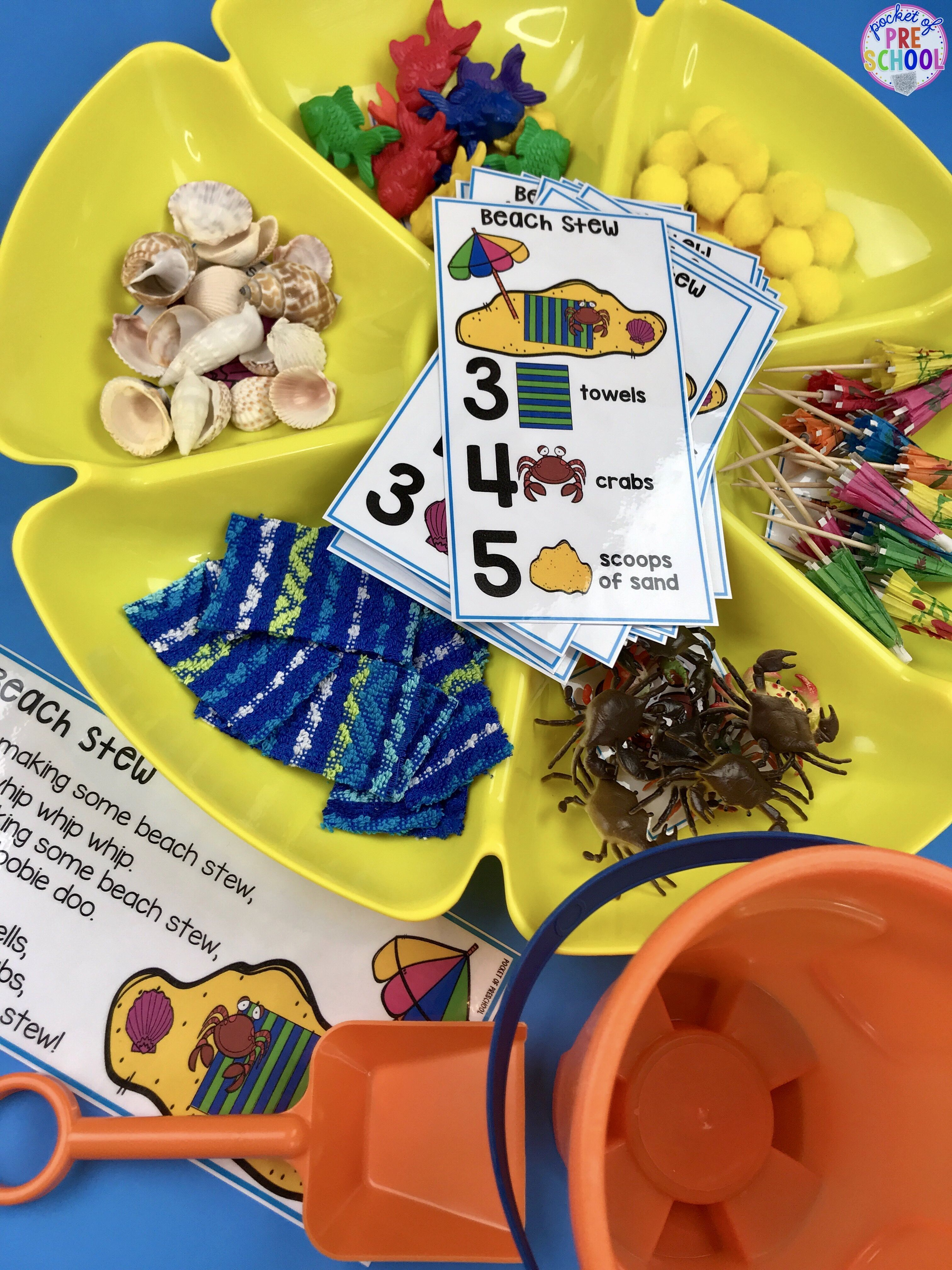 counting stew spring Google Search Summer preschool