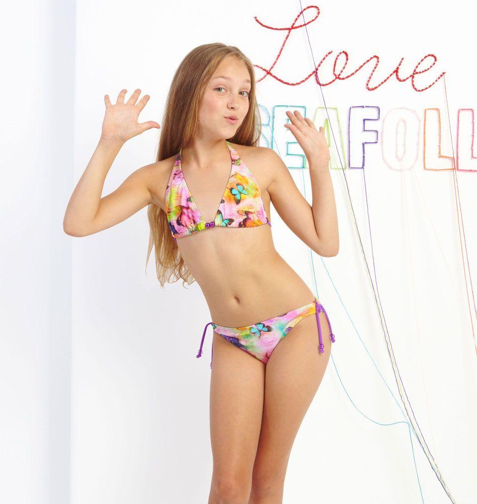 Teen Bikini Pics at Teens Aura