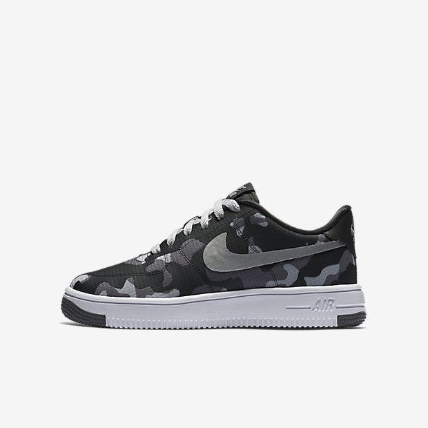 Nike Air Force De Softball Rouge Gris Noir