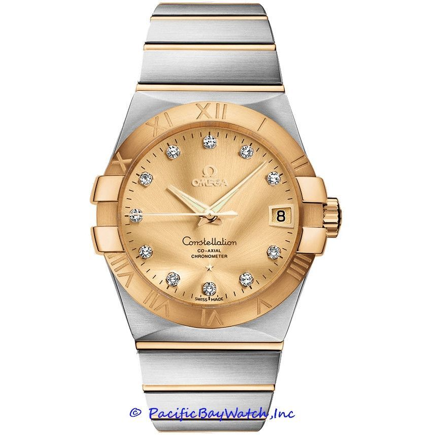Omega Constellation 123.20.38.21.58.001