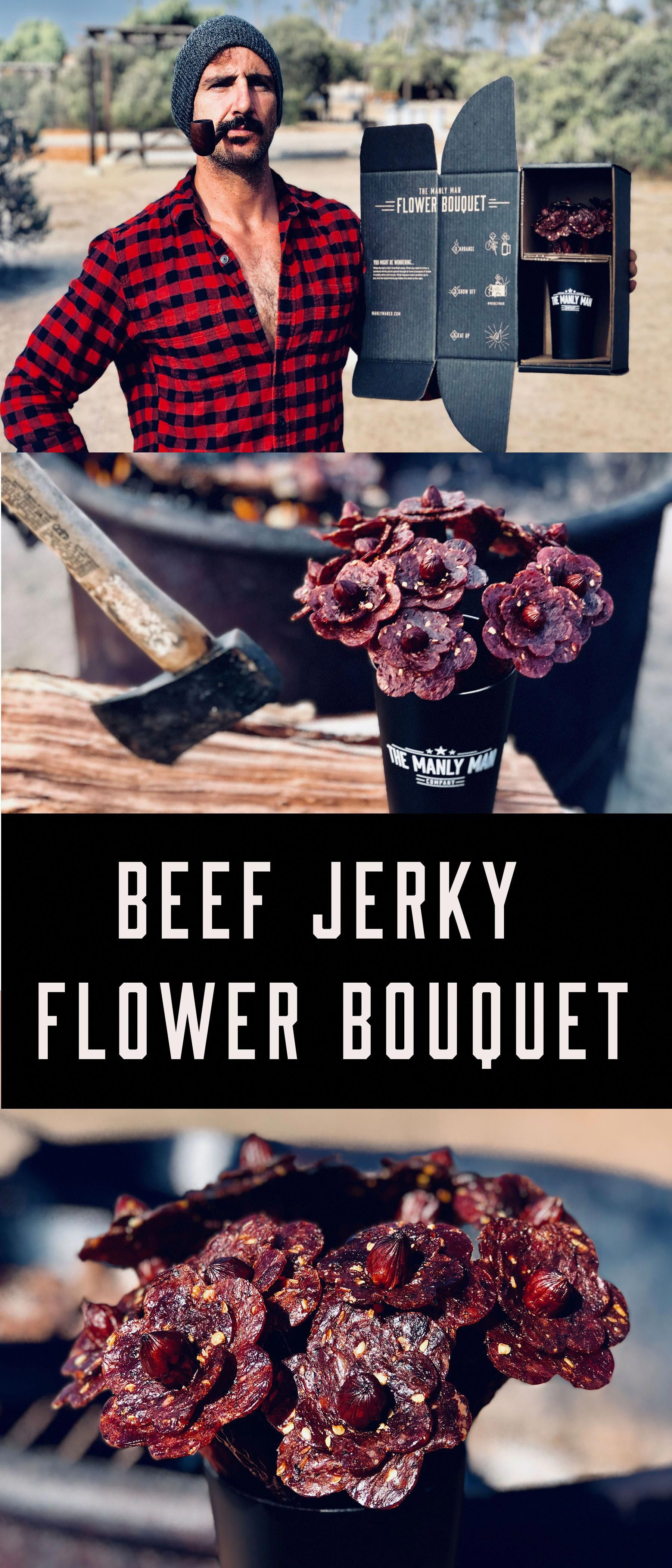 Beef Jerky Gifts For Valentine's Day Ideas