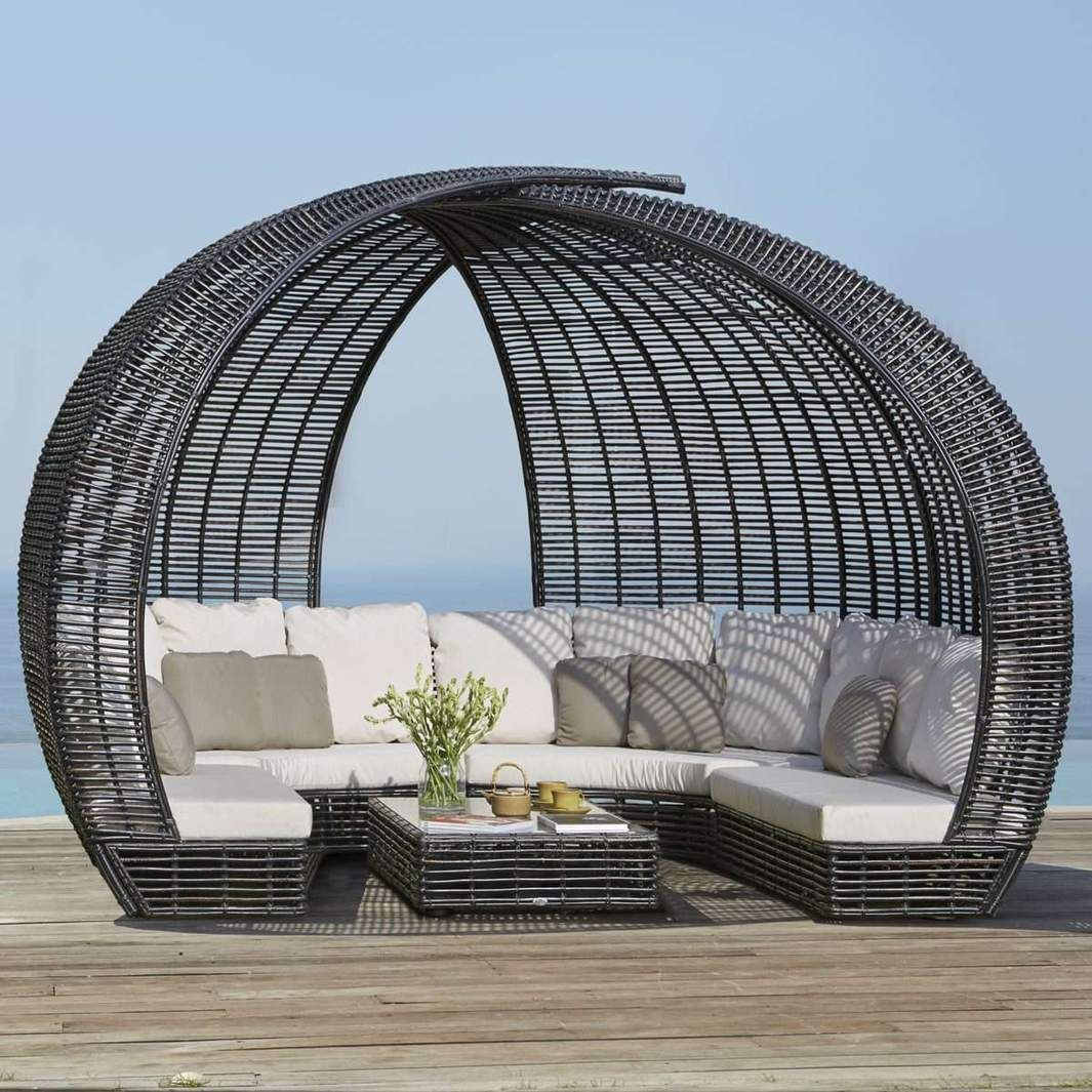 Sparta Coffee Table by Skyline in 2020   Outdoor daybed ... on Sparta Outdoor Living id=91102