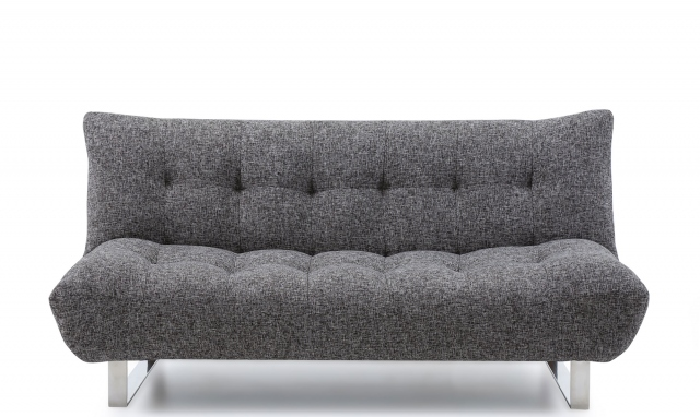 Clic Clac Sofa Bed In Black Speckle
