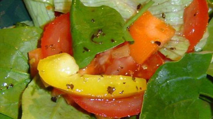 Herb-Infused Italian-Style Salad Dressing! Recipe