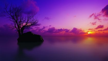 sunset sunrise landscapes 1920x1080 wallpaper Art HD