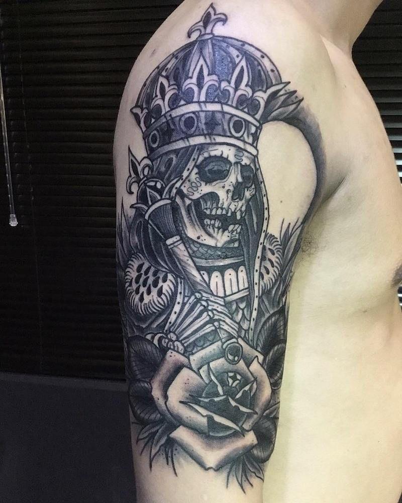 King tattoo king tattoos tattoos matching tattoos