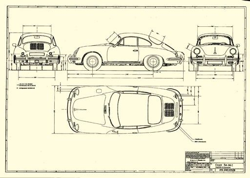 356a Coupe Blueprint Google Search Dux Details Pinterest Rhpinterest: Porsche 365 Engine Diagram At Gmaili.net