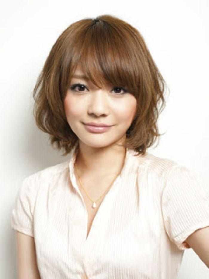 Latest Korean Hairstyles Short For Girls Design 240x320 ...