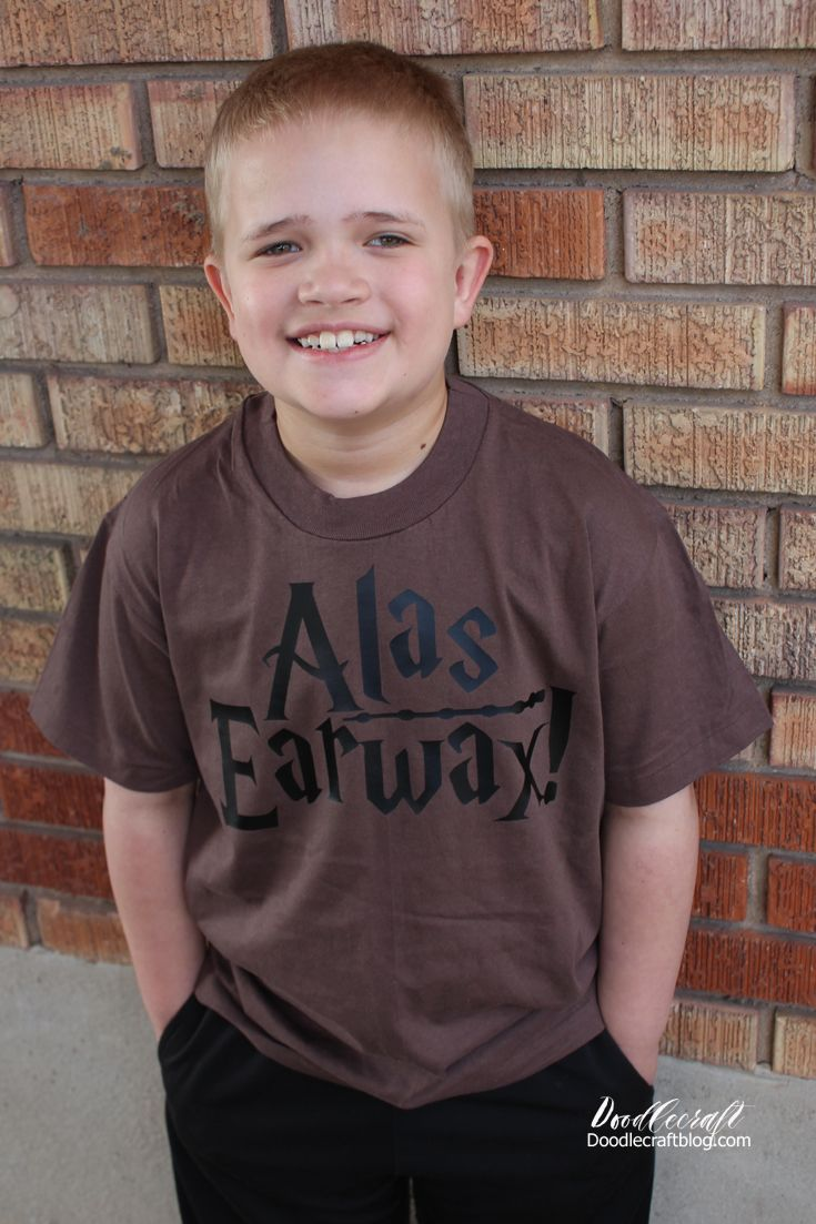 Alas Earwax Quote Funny Harry Potter Shirt! | Funny harry ...
