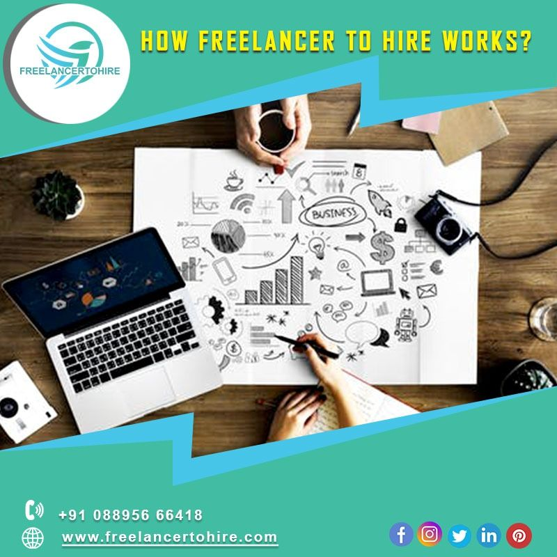 How Freelancer To Hire Works Freelancing Jobs Online Jobs Freelancer Website