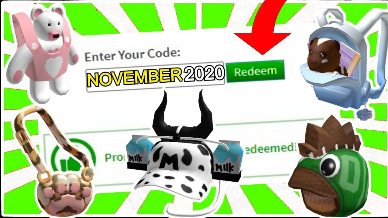 All 6 New Roblox Promo Codes On Roblox 2020 Roblox Promo Codes Novem In 2020 Coding Promo Codes Roblox