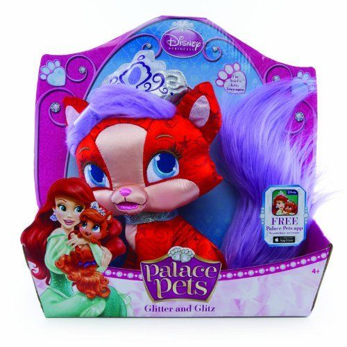 Blip Toys Disney Princess Palace Pets Glitter And Glitz Ariel Kitty Treasure Http Www Amazon Com D Disney Princess Pets Princess Palace Pets Palace Pets