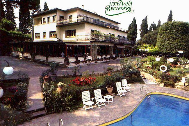 Villa Belvedere Florence hotel