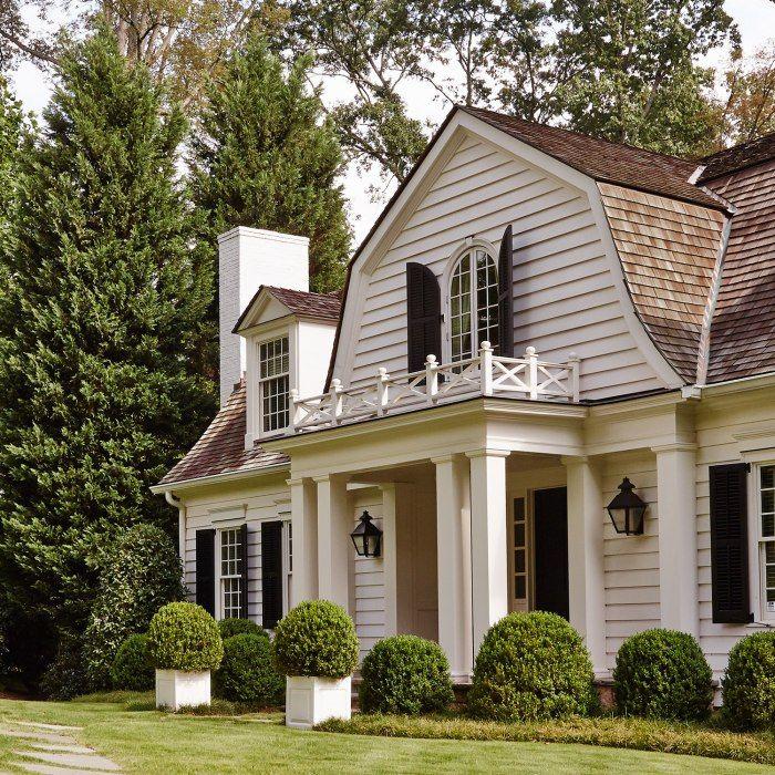 Dutch Colonial Luxury Homes: D. Stanley Dixon Architect