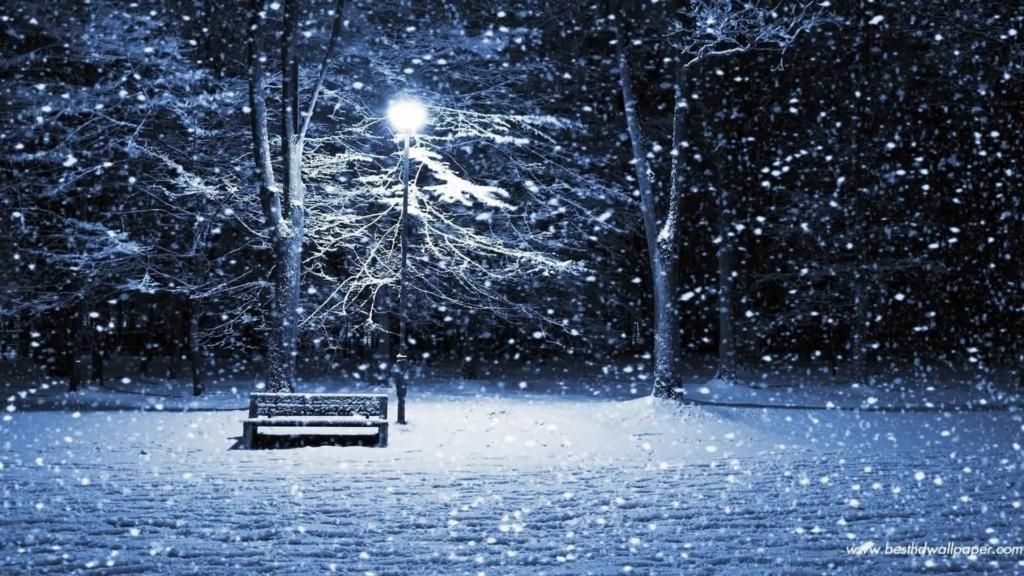 Best Iphone Wallpapers 4k Christmas Snow Bench Winter Wallpaper Winter Wonderland Wallpaper Scenery Wallpaper