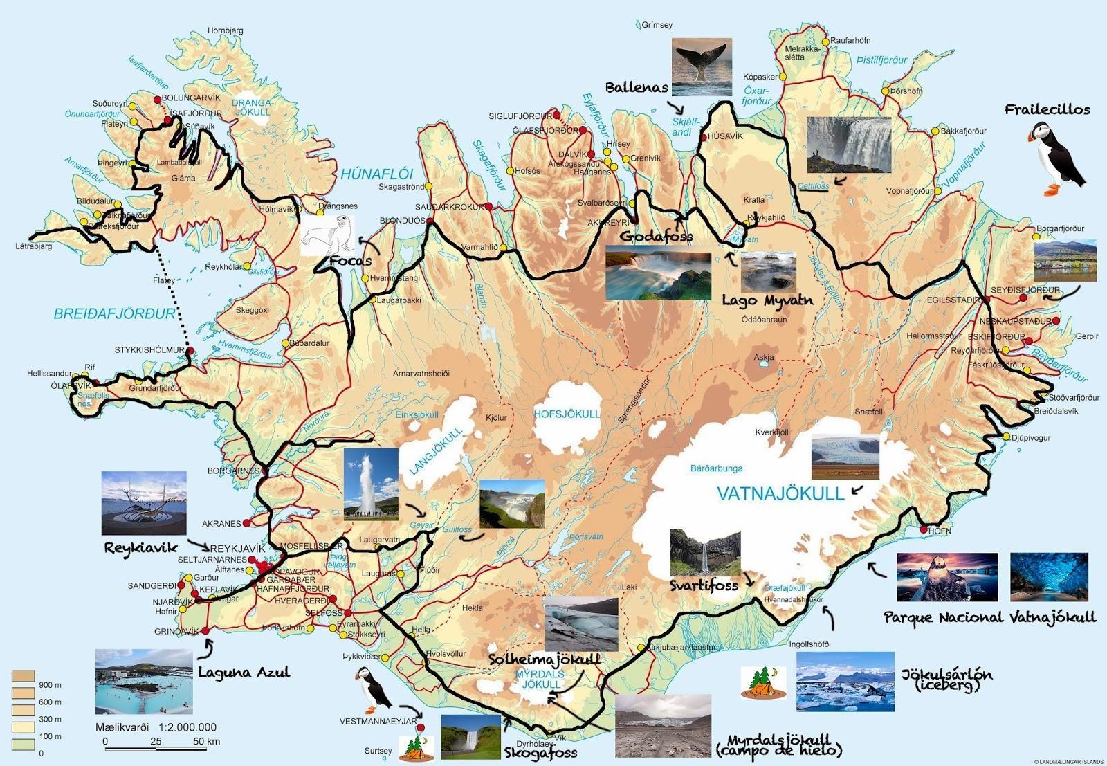 Gran Viaje Del Ano Islandia Preparativos Viajar A Islandia