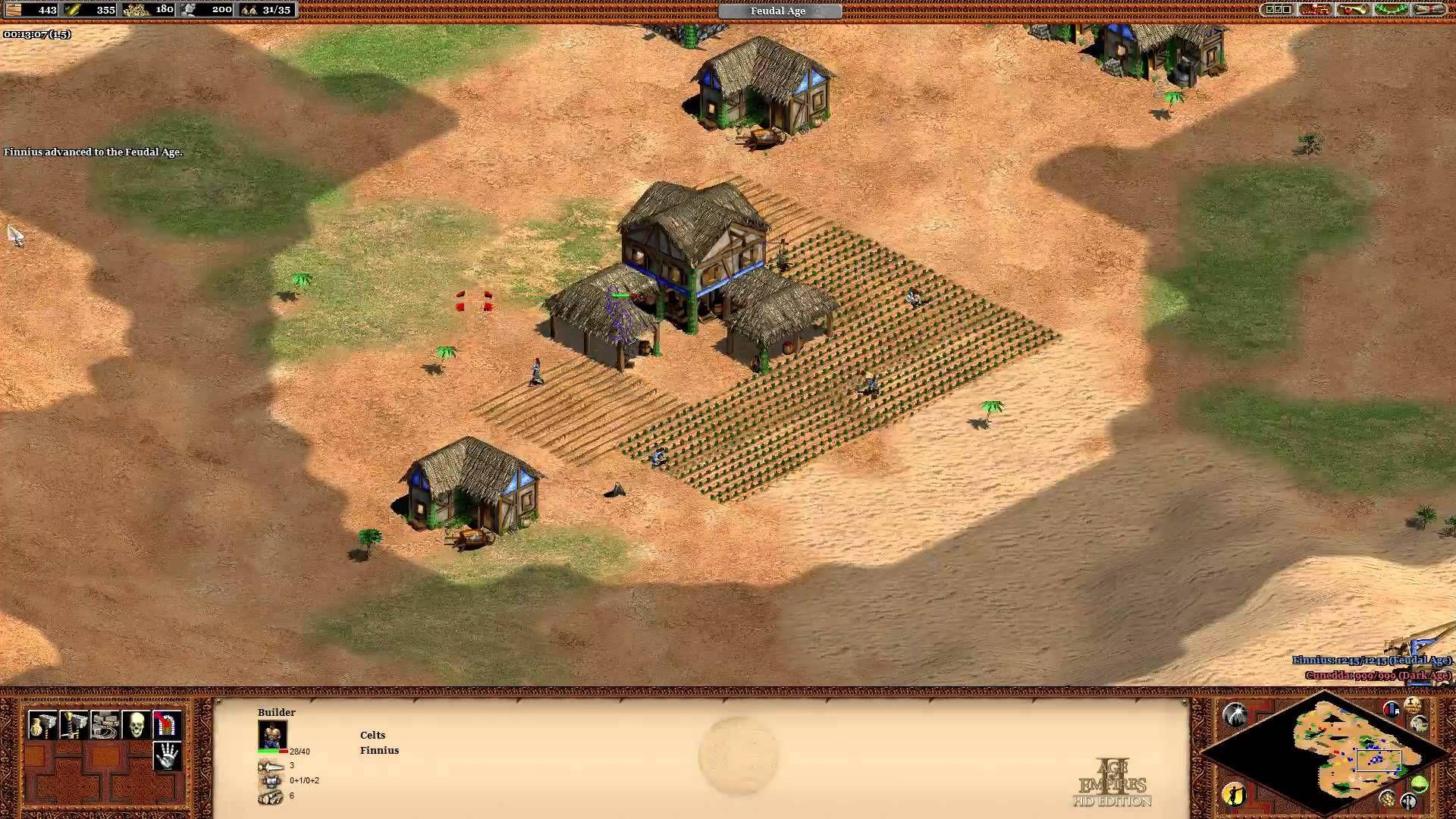 Age of Empires 2 Drush Fast Castle [Build guide]