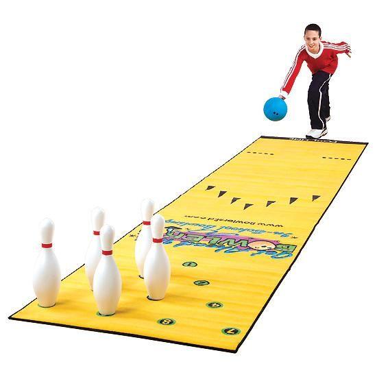 In School Bowling Reg 20 Lane Bowling Ball Fun Workouts Fitness Activities