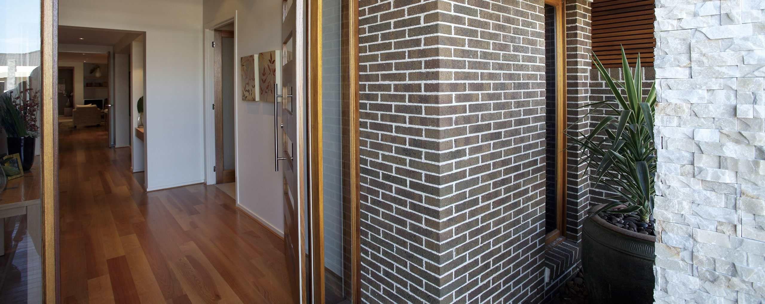 Austral Brick Melbourne Series Hawksburn Facade House