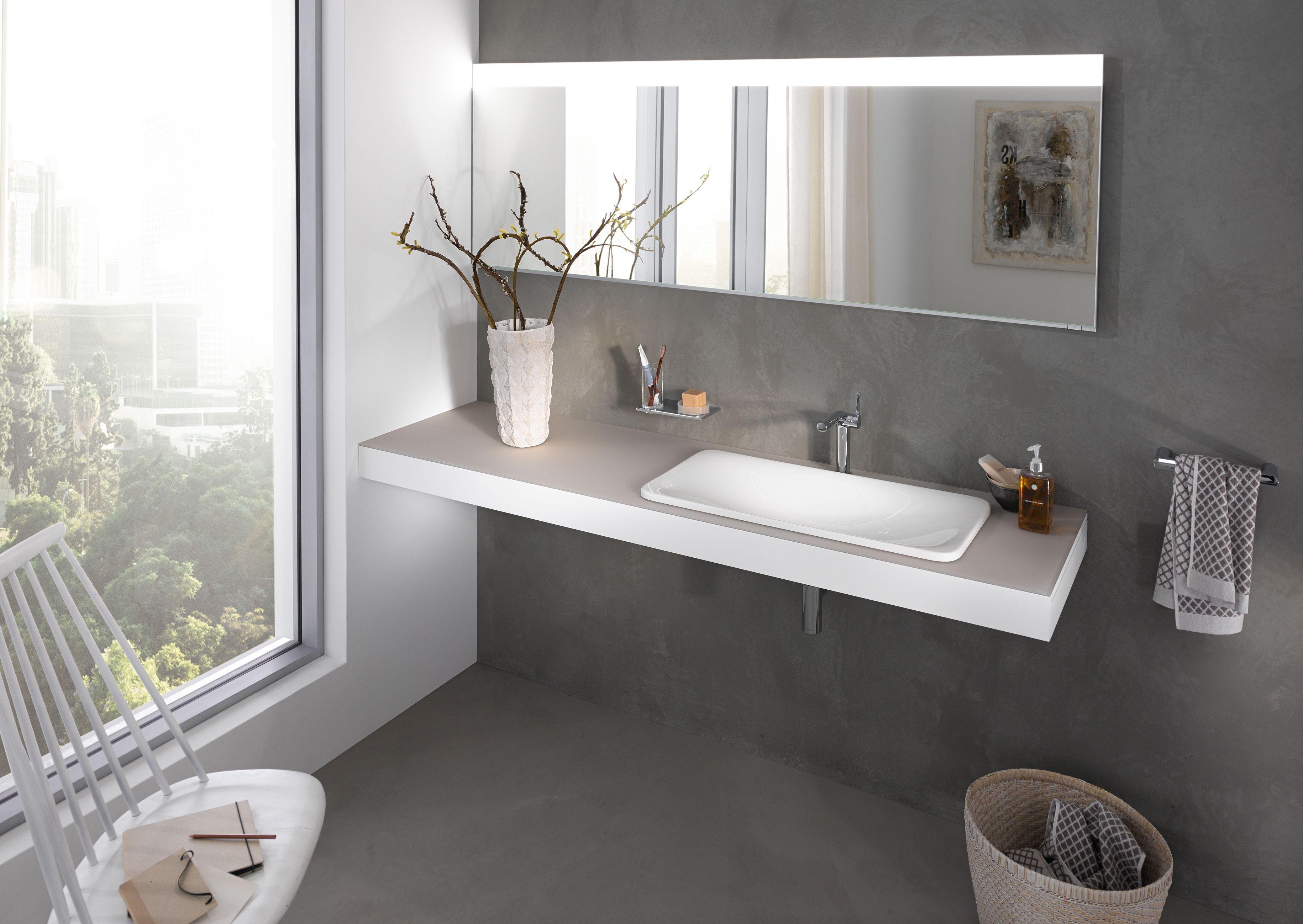 Edition 400 A Bathroom Concept That Allows You To Create A Dream Room The Way You Like It At The Heart Of E Diseno De Interiores Interiores Disenos De Unas