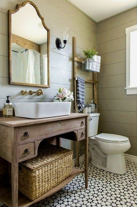 Bathroom Decorating Tips Modern Farmhouse Bathroom Bathroom
