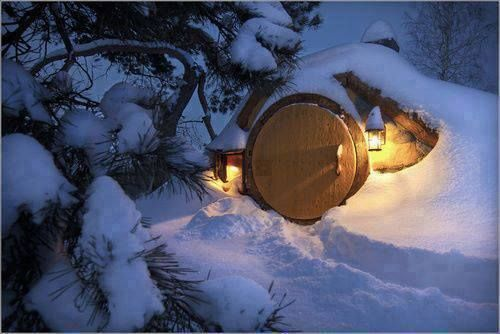Hobbit House, Russia