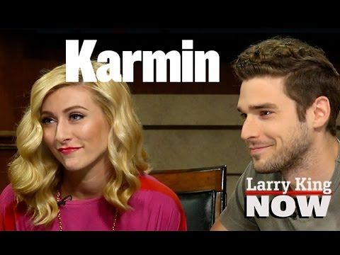 Karmin - Sneak Peek | Karmin | Larry King Now Ora TV