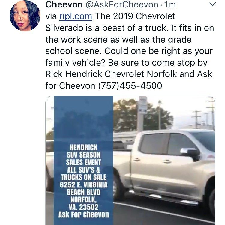 Repost From Ladychevy Great Deals Happening Now If You Are Looking To Purchase A 2019 2020 Chevrolet Silverado Family Car Silverado Chevrolet Silverado
