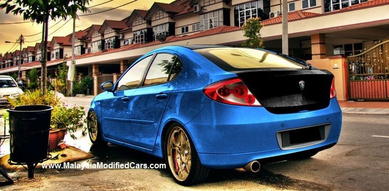 Pin oleh 101ModifiedCars Modifiedcars di Modified Proton Gen-2
