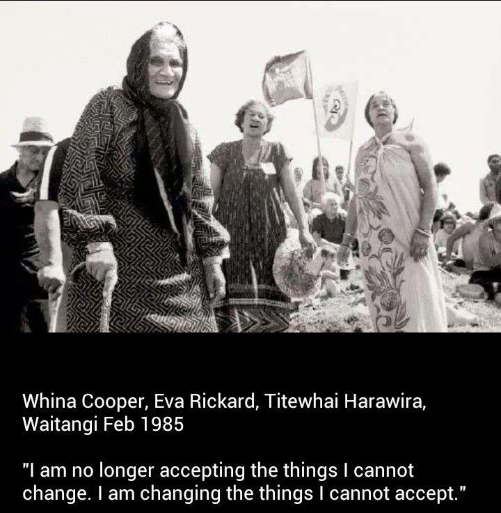 Dame Whina Cooper Protest posters, Maori, Maori art